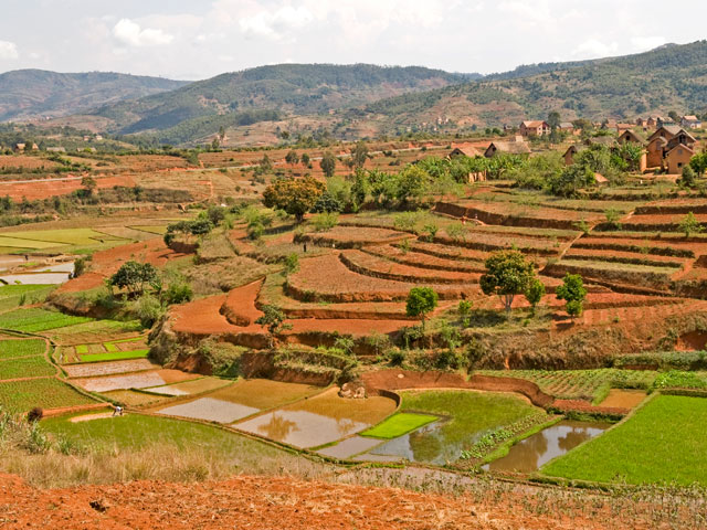 The South - Antananarivo to Toliary